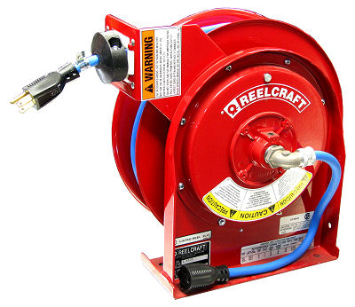 ReelCraft Retractable Cord Reel