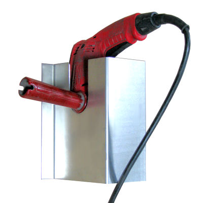 Drill Holder, End Mount