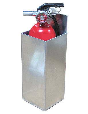 Fire Extinguisher Holder - Small