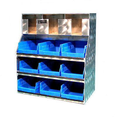 Pad Shelf Unit 3-3