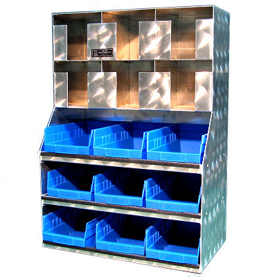 Pad Shelf Unit 6-3