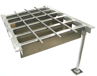 "Pickup Style Rack, 40"" 6-Row"