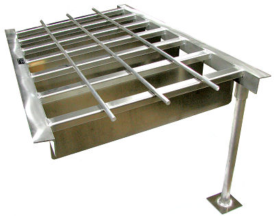 "Pickup Style Rack, 47"" 7-Row"