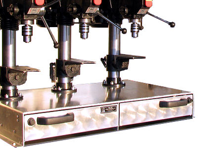 Triple Drill Press Drawer