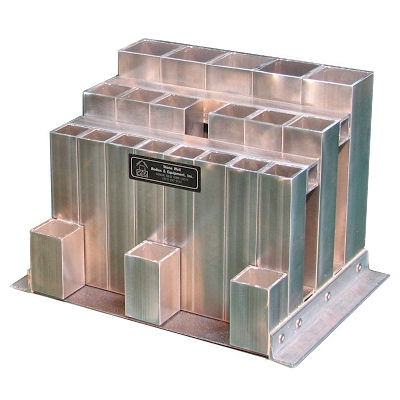 "10"" Wide 3-Row Tool Holder"