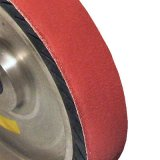 "10"" Ceramic 40-Grit Expander Wheel Belt"