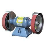 "1/2 HP Baldor with Two 10"" Expander Wheels"