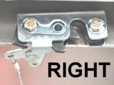 Cable Actuated Latch