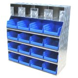 Pad Shelf Unit 4-4